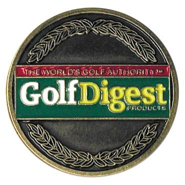 Die Struck Custom Metal Ball Marker