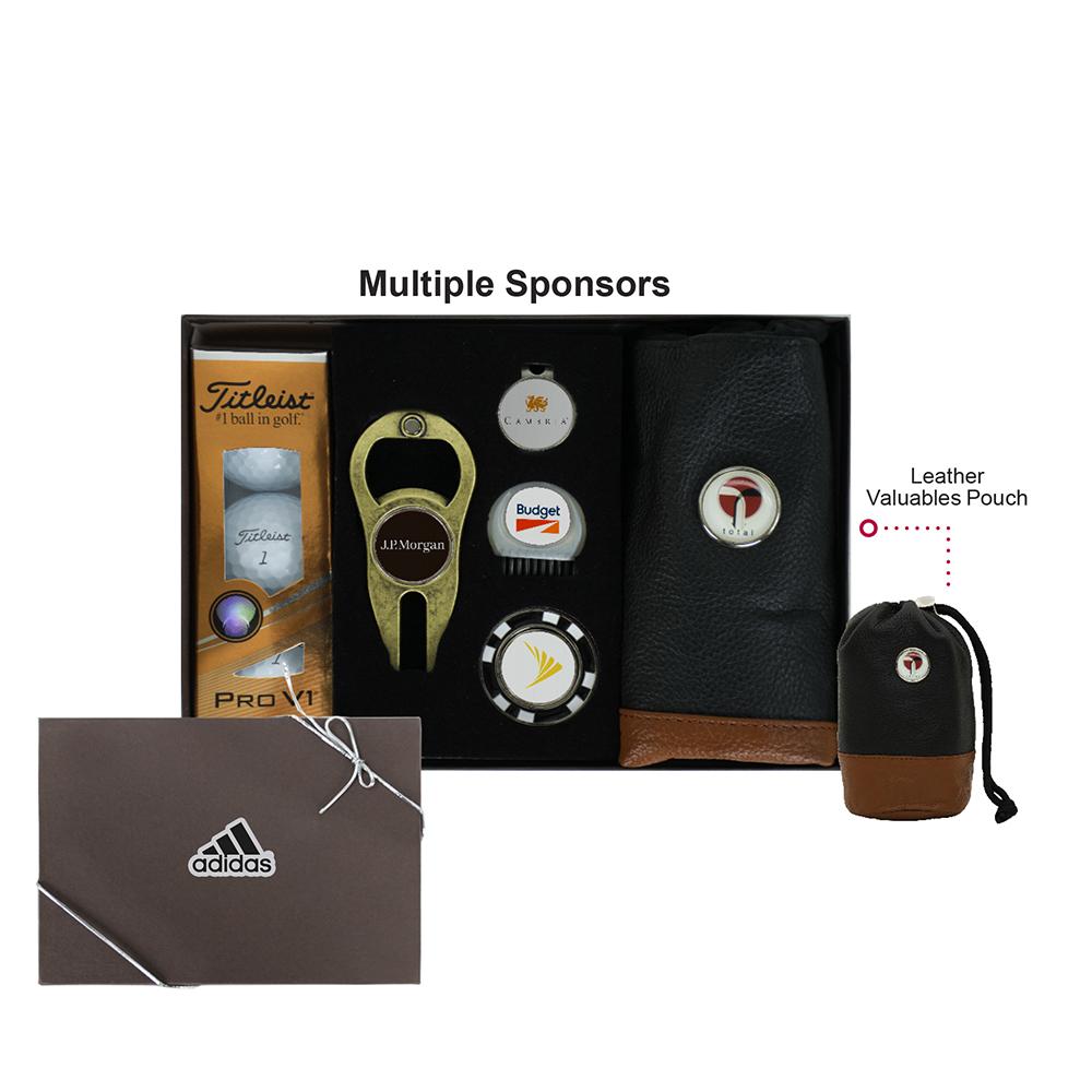 Platinum Plus Golf Kit