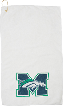 Dye Sublimated Microfiber Towel