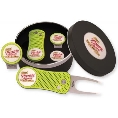 Pitchfix Hybrid Tool & Hat Clip Custom Tin