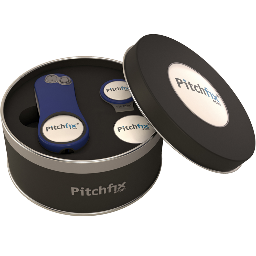 Pitchfix Original 2.0 Hat Clip Tin