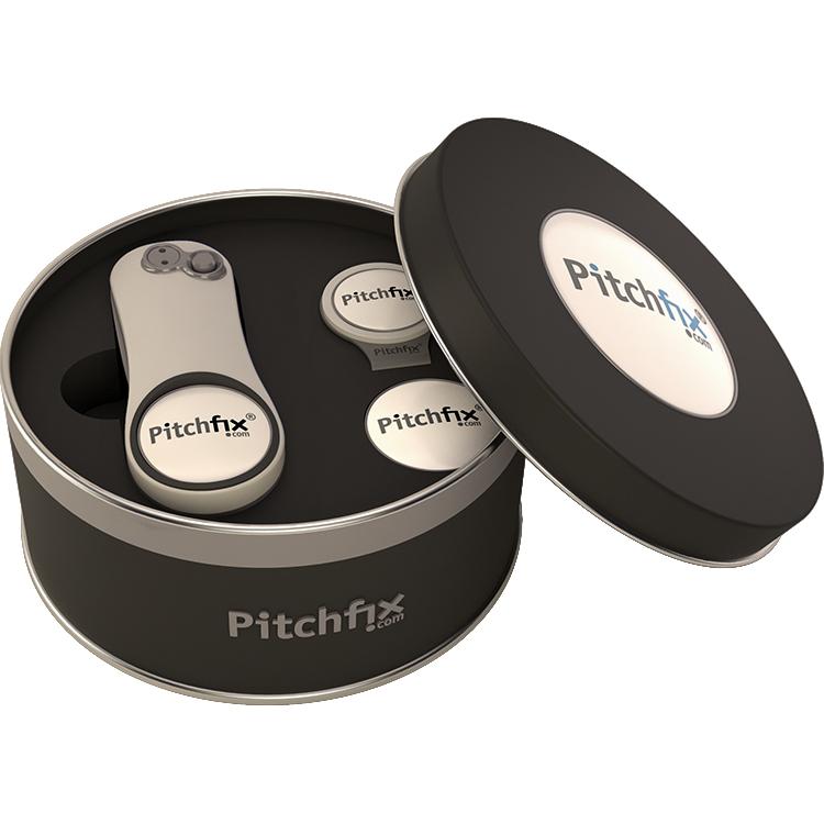 Pitchfix XL 3.0 Hat Clip Tin