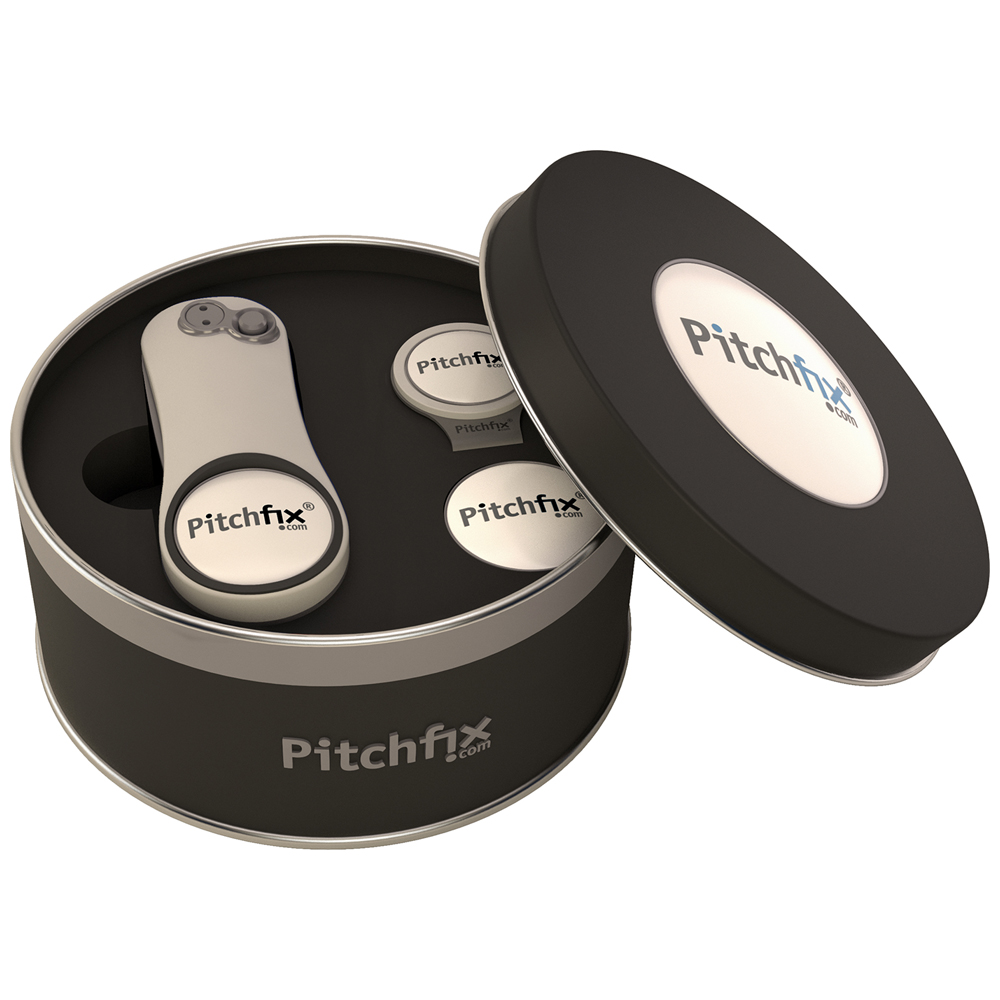 Pitchfix XL 3.0 Hat Clip Tin