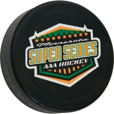Official Hockey Puck With Digital Label