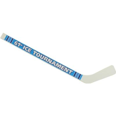 "19"" Plastic Hockey Stick With Digital Label"