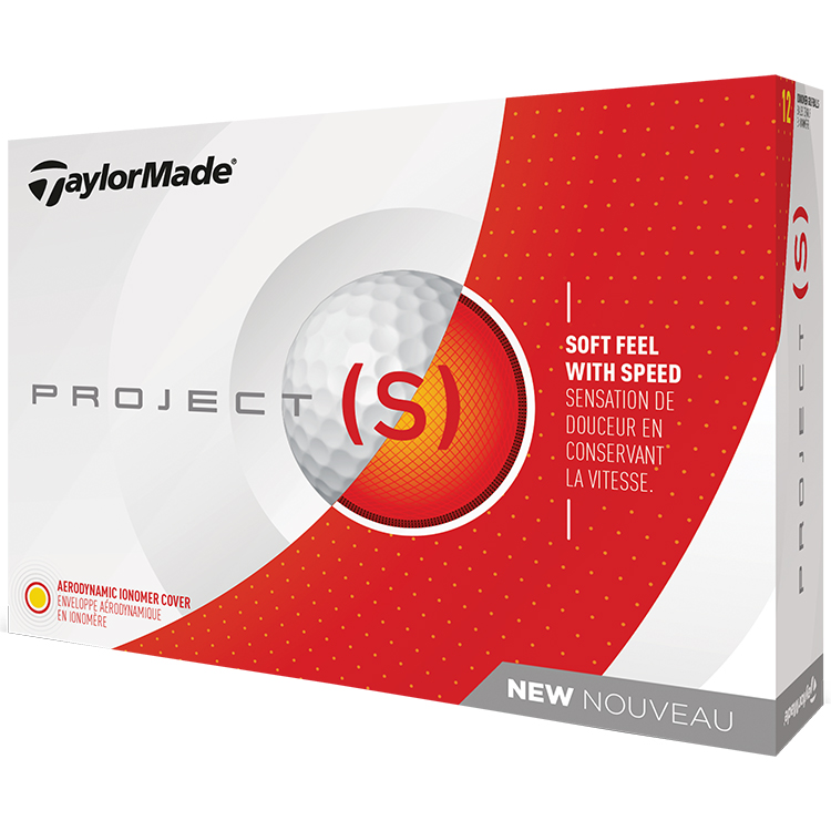 TaylorMade Project (S) Golf Balls - In House