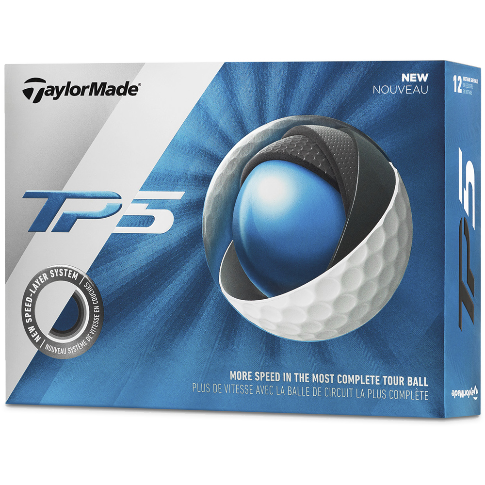 TaylorMade TP5 Golf Balls - In House