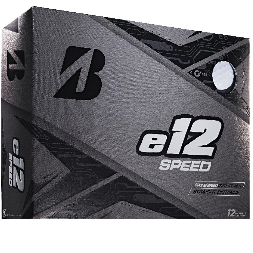 Bridgestone e12 Speed - In House