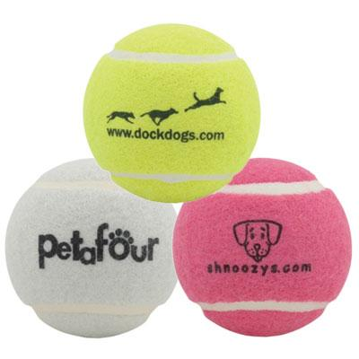 Tennis Dog Ball