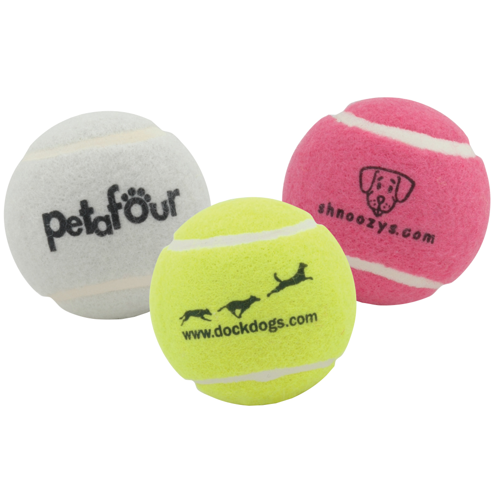 Tennis Dog Ball - New Heat Seal