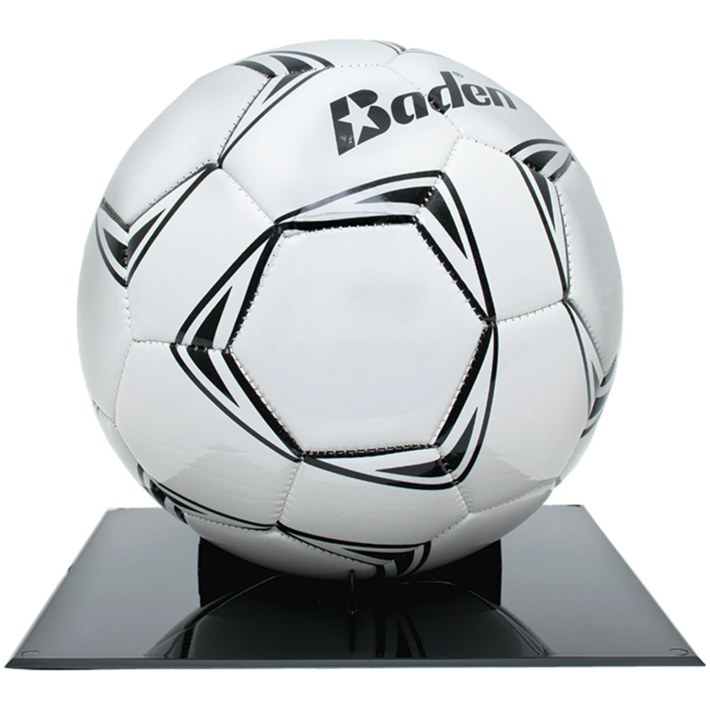 Full Size Soccer Ball Or Basketball Grandstand Display