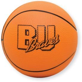 "4"" Mini Foam Basketball"