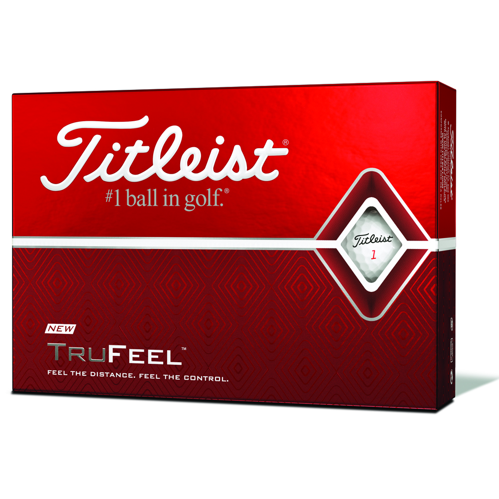 Titleist® TruFeel Golf Balls In House