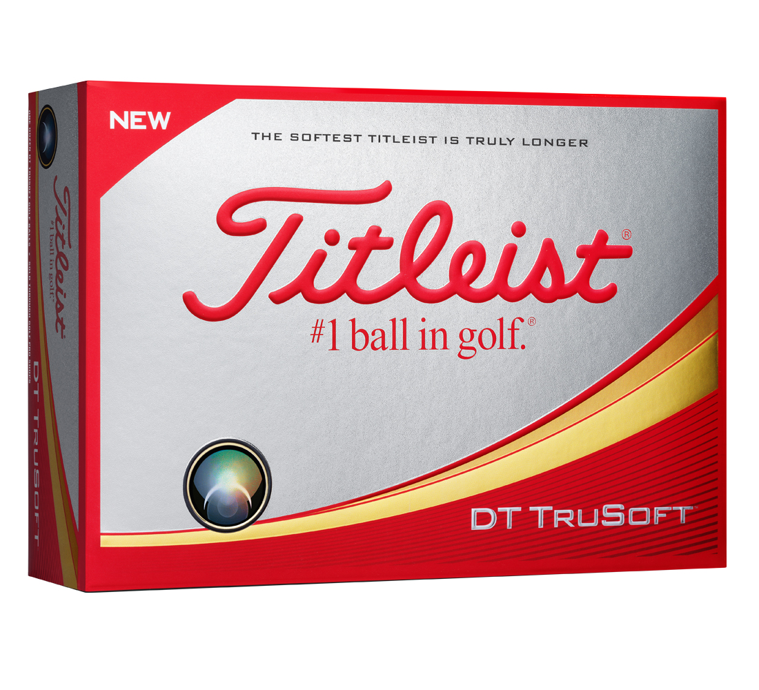 Titleist® DT TruSoft™ Golf Balls In House