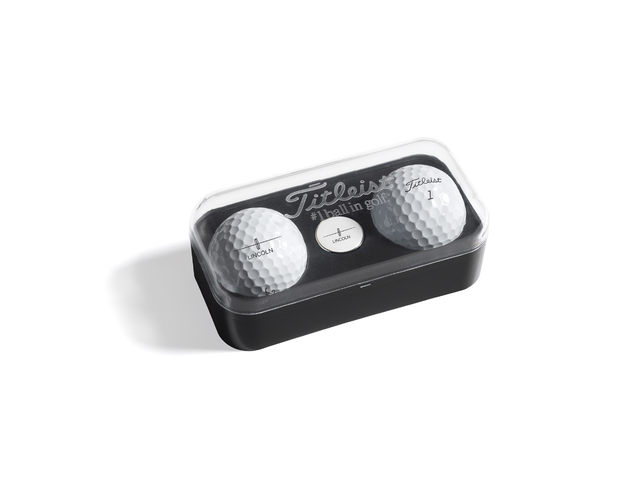 Titleist® Two-Ball Marker Pack - TruFeel™ Golf Balls