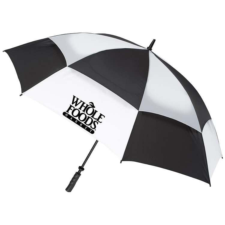"62"" Wind Resistant Golf Umbrella"