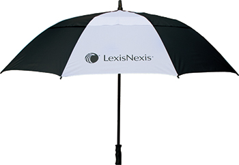 "60"" Wind Resistant Umbrella"