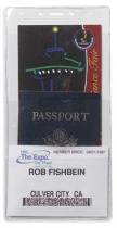 3 Pocket Travel/Tradeshow Carrier
