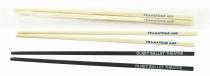 Ivory Plastic Chopsticks