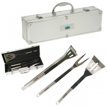 Backyarder 3 Piece Bbq Set