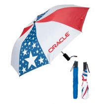 Folding Usa Umbrella