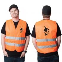 Highviz Medium Safety Vest