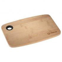 Bamboo Cutting Board with Silicone Grip