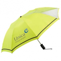 "42"" Clear View Auto Open Safety Umbrella"