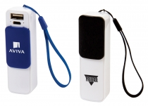 Power Bank w/ Protective Cover (2200 mAh)