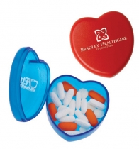 Heart Pill Case