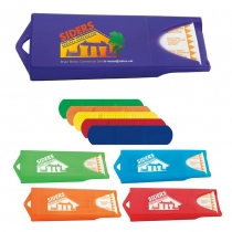 GoodValue® Original Colored Bandage Dispenser w/ Primary Bandages