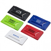 Smart Mobile Wallet w/ Phone Stand & Screen Cleaner