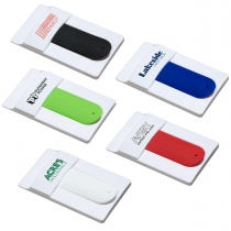 Snap It Mobile Wallet w/ Phone Stand