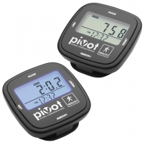 Touch Screen Multifunction Pedometer