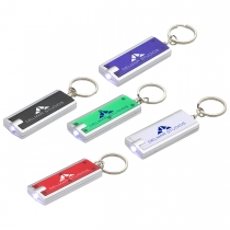 Simple Touch LED Keychain