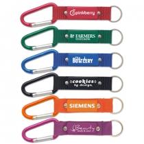 Strap Happy Keychain/Carabiner
