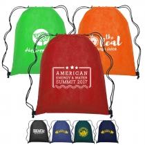 Gateway - Drawstring Backpack