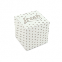 Seed Paper Small Square Box, 1-Sided