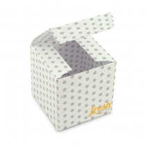 Seed Paper Small Square Box, 2-Sided