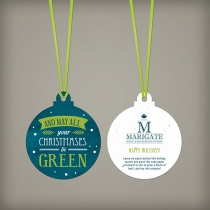 All Your Christmases Ornament