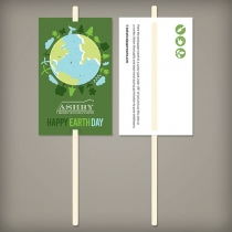 Earth Day Planting Sticks