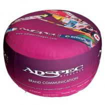 Inflatable Air Stool , Full Colour Dye Sub