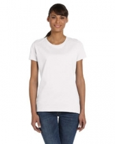Fruit Of The Loom® Ladies' 5 Oz. 100 percent Heavy Cotton HD™ T-Shirt