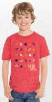 Kid's Initial Attraction Unisex T-Shirt