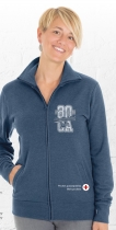 Women's Initial Attraction Full Zip Cardigan Jacket