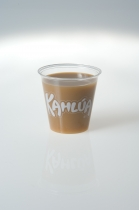 3.5 Oz. Clear Plastic Cup
