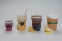 5 Oz. Frosted Plastic Cup
