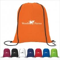 GoodValue® Non-Woven Drawstring Backpack