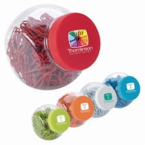 Good Value® Paper Clip Candy Jar