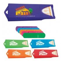 GoodValue® Original Colored Bandage Dispenser w/ Fashion Bandages